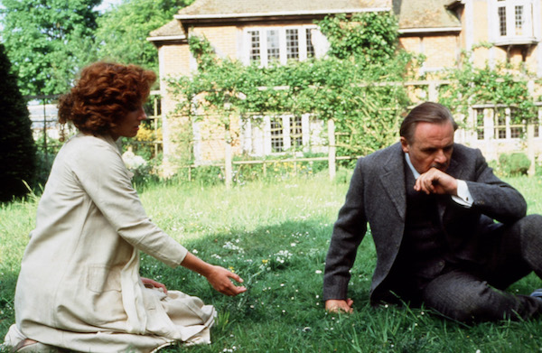 Emma Thompson, Anthony Hopkins. (© Courtesy of the Cohen Film Collection)