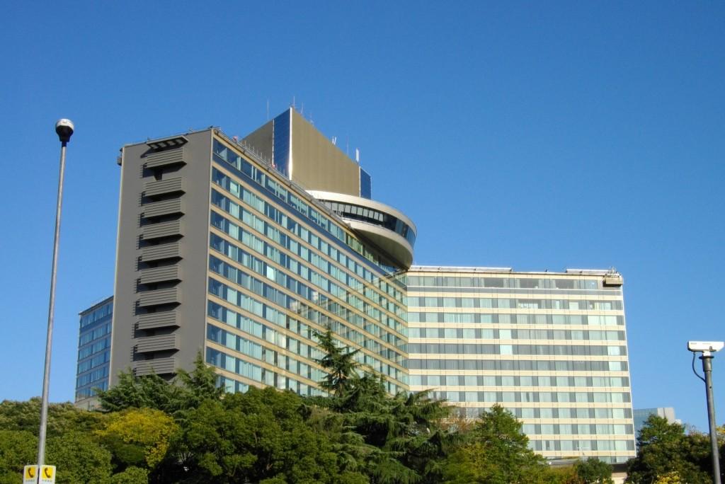 Hotel New Otani in Tokyo | © Abasaa/WikiCommons