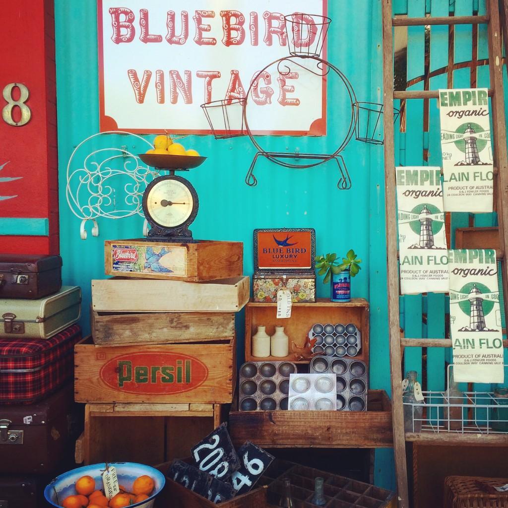 Vintage | Courtesy of Bluebird Vintage
