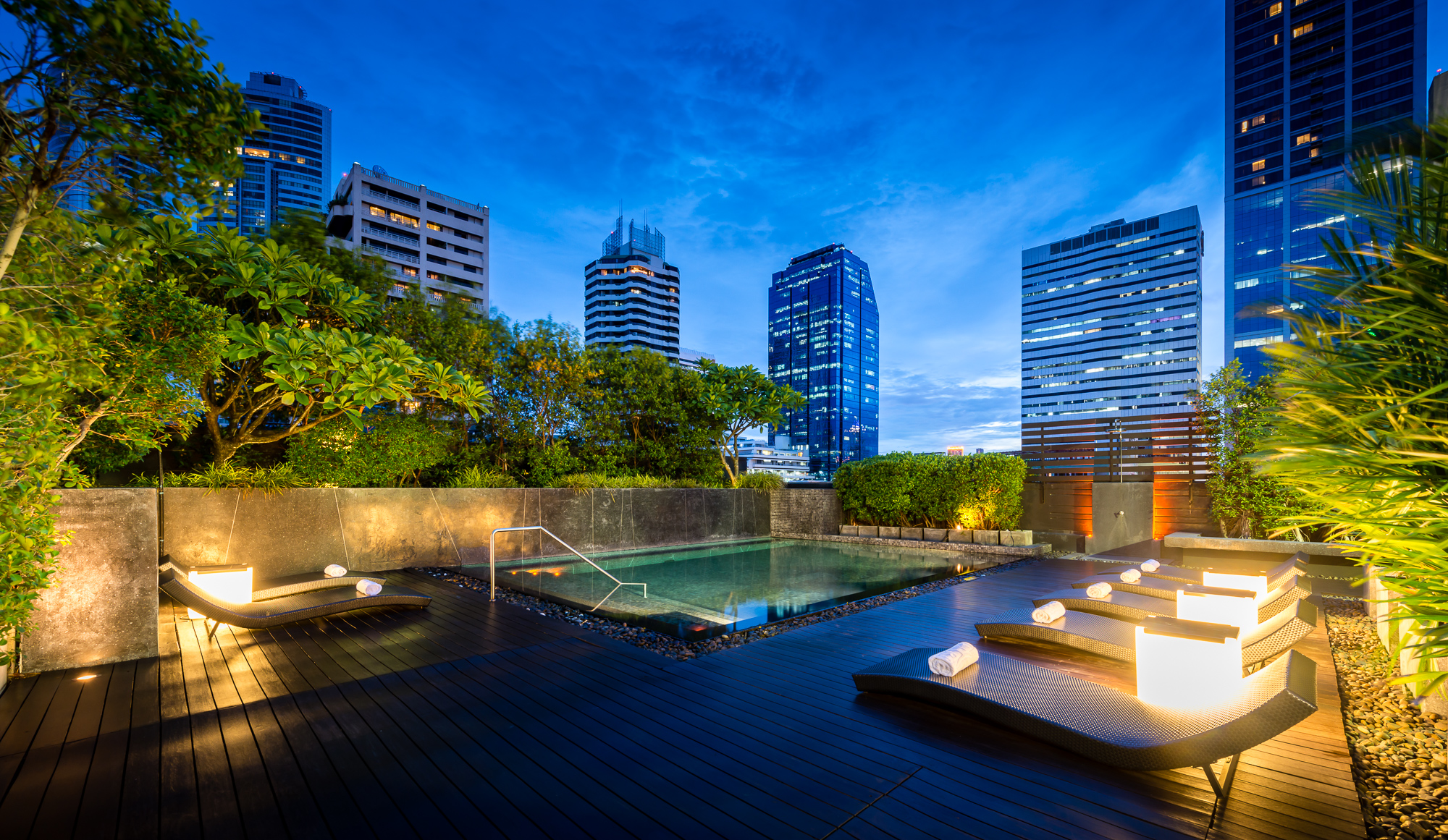 The most romantic hotels in bangkok for couples for Hotel bangkok