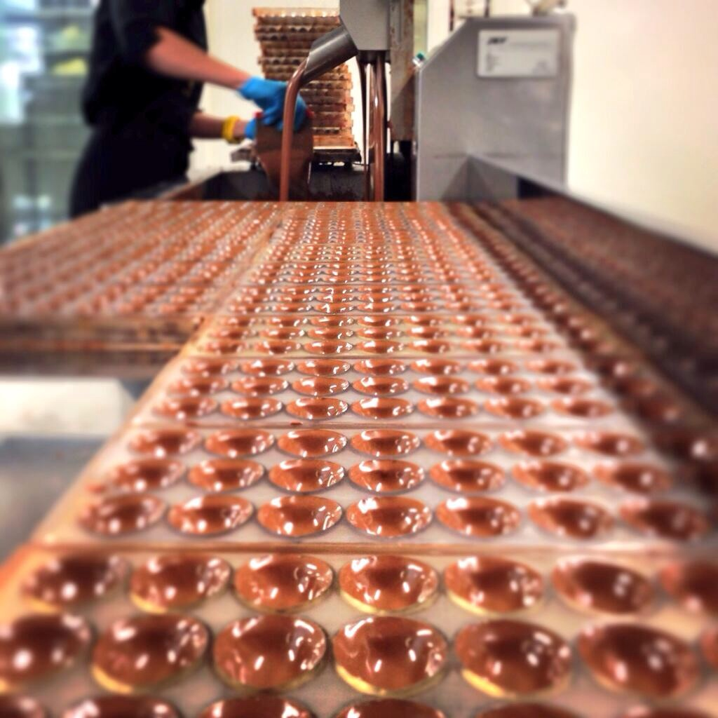 Chocolate at the Margaret River Chocolate Factory | © Daniel Robe