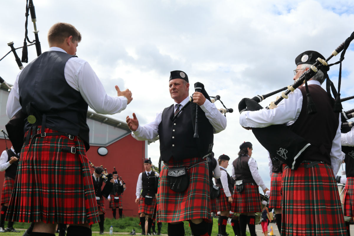 the best highland games in scotland
