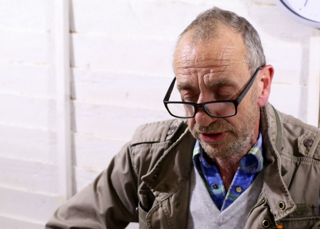 Arthur Smith Reads The Chilcot Report | Courtesy Of Tori Chalmers