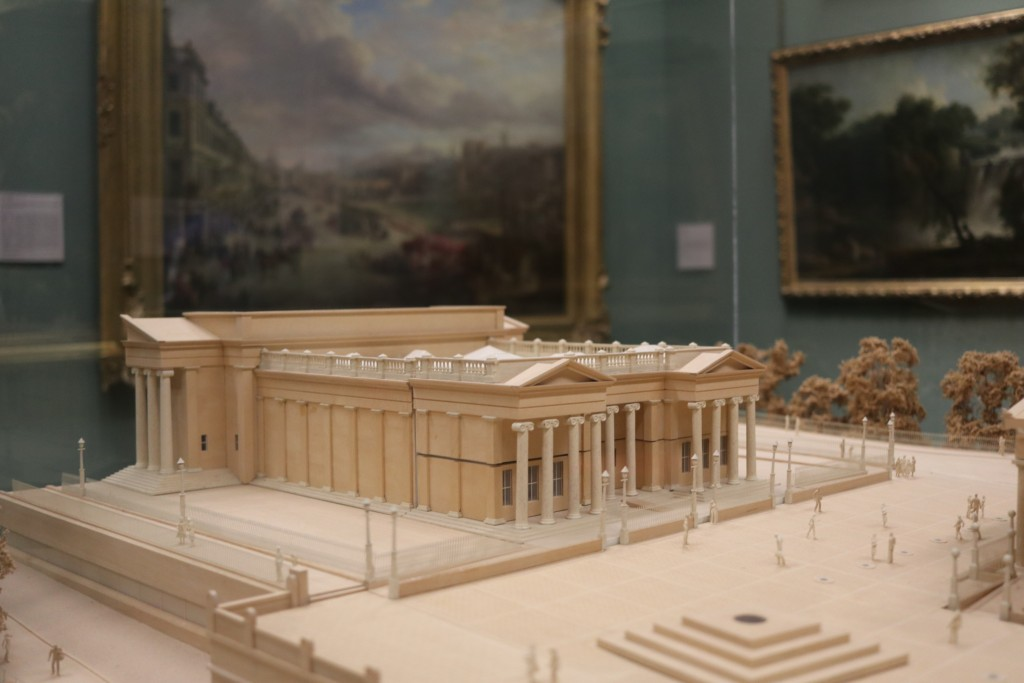 National Gallery Of Scotland Model | Courtesy Of Tori Chalmers