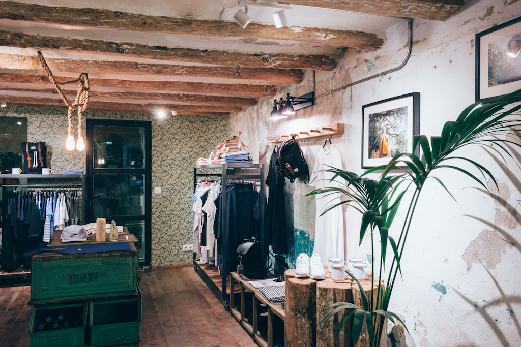 Inside Trait Store | Courtesy of trait Store