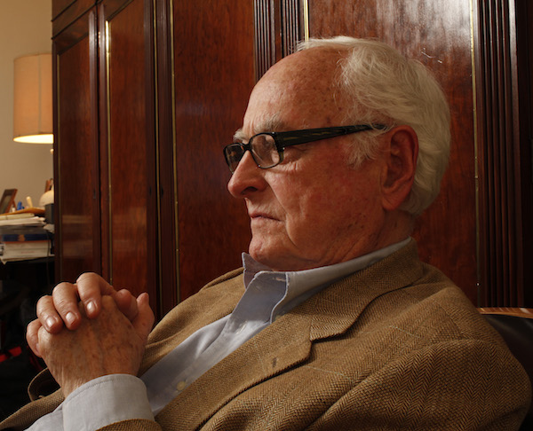 James Ivory. (© Courtesy of the Cohen Film Collection)