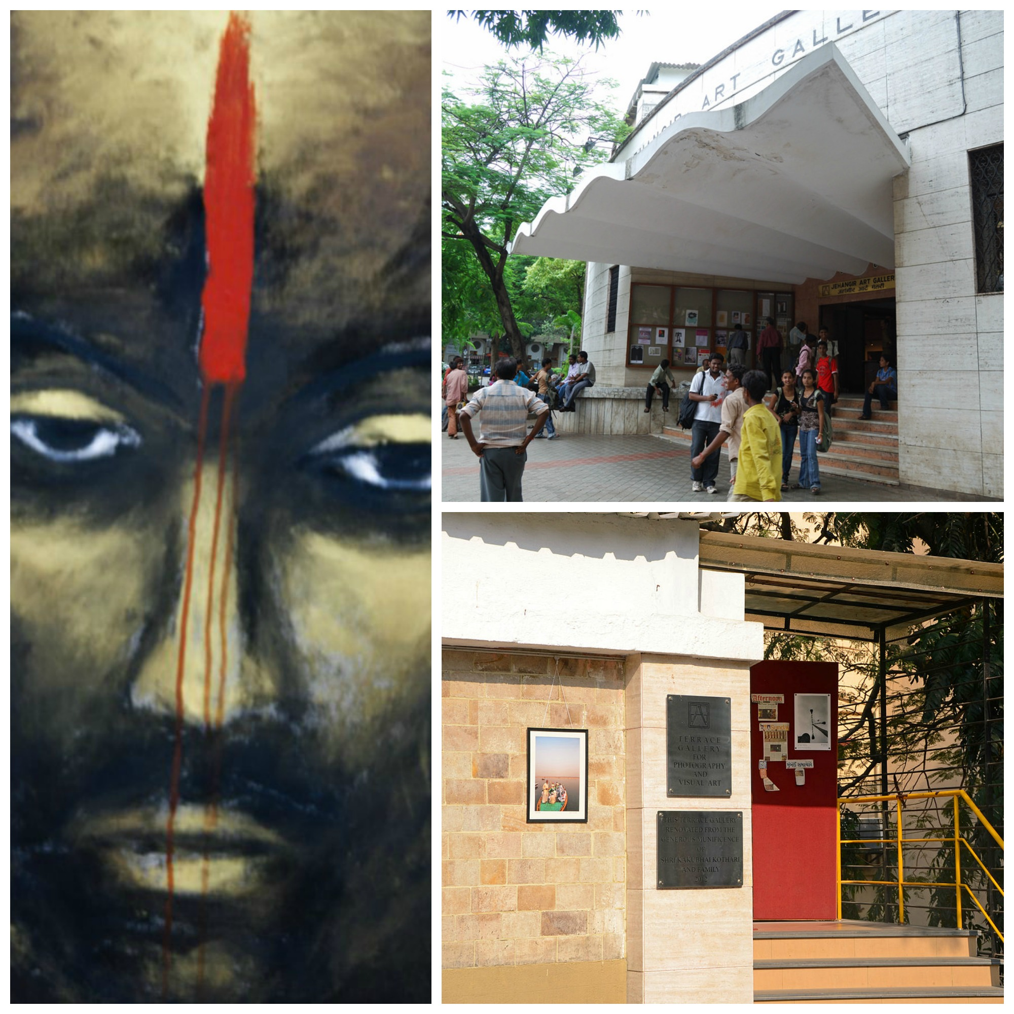 history of the jehangir art gallery in 1 minute