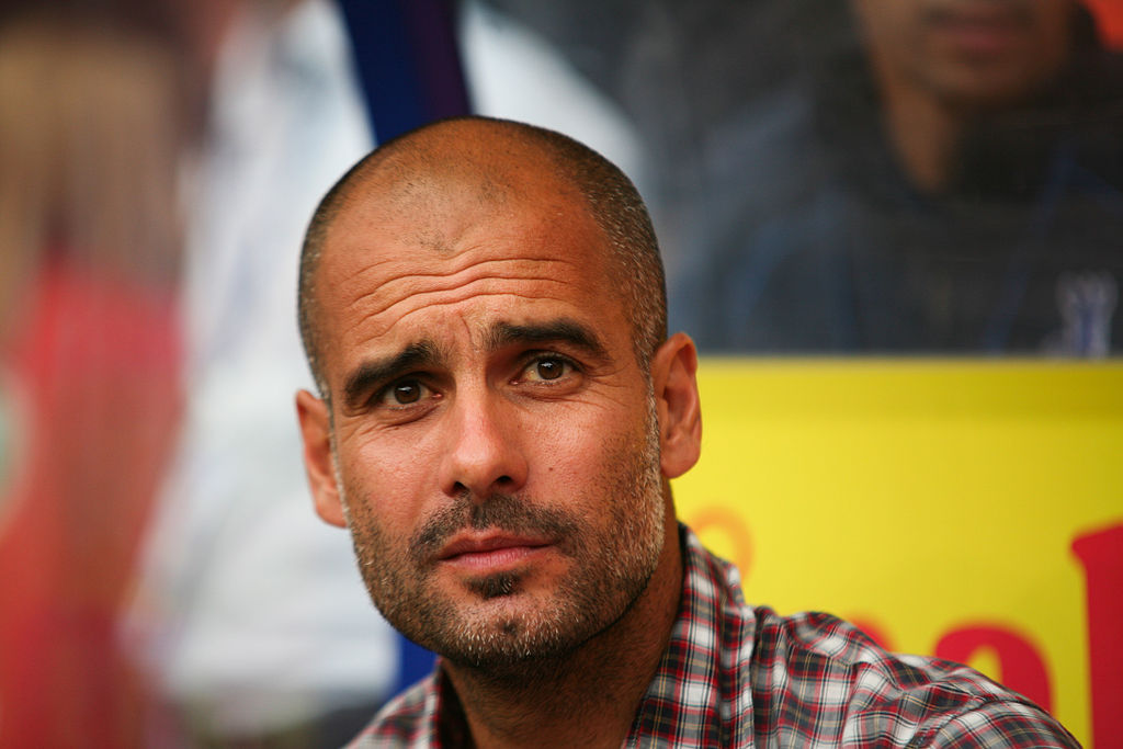 Pep Guardiola | © Thomas Rodenbücher