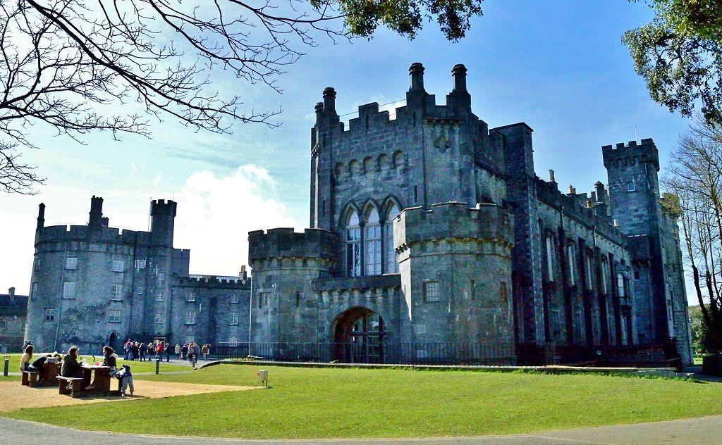 Kilkenny Castle, Kilkenny | ©Sabrina O'Brien/WikiCommons