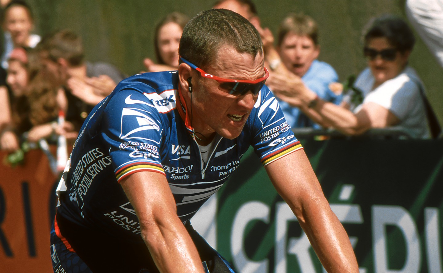 Lance Armstrong © Benutzer/wikicommons