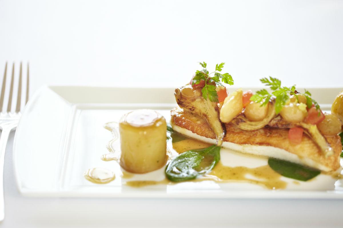 Restaurant Martin Wishart | Courtesy Of Alan Donaldson