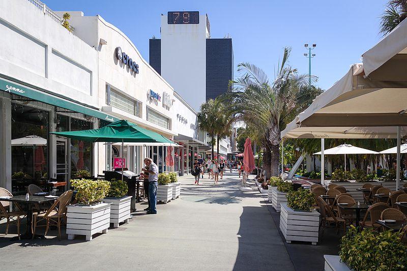 Lincoln Road, Miami | Wikipedia Commons