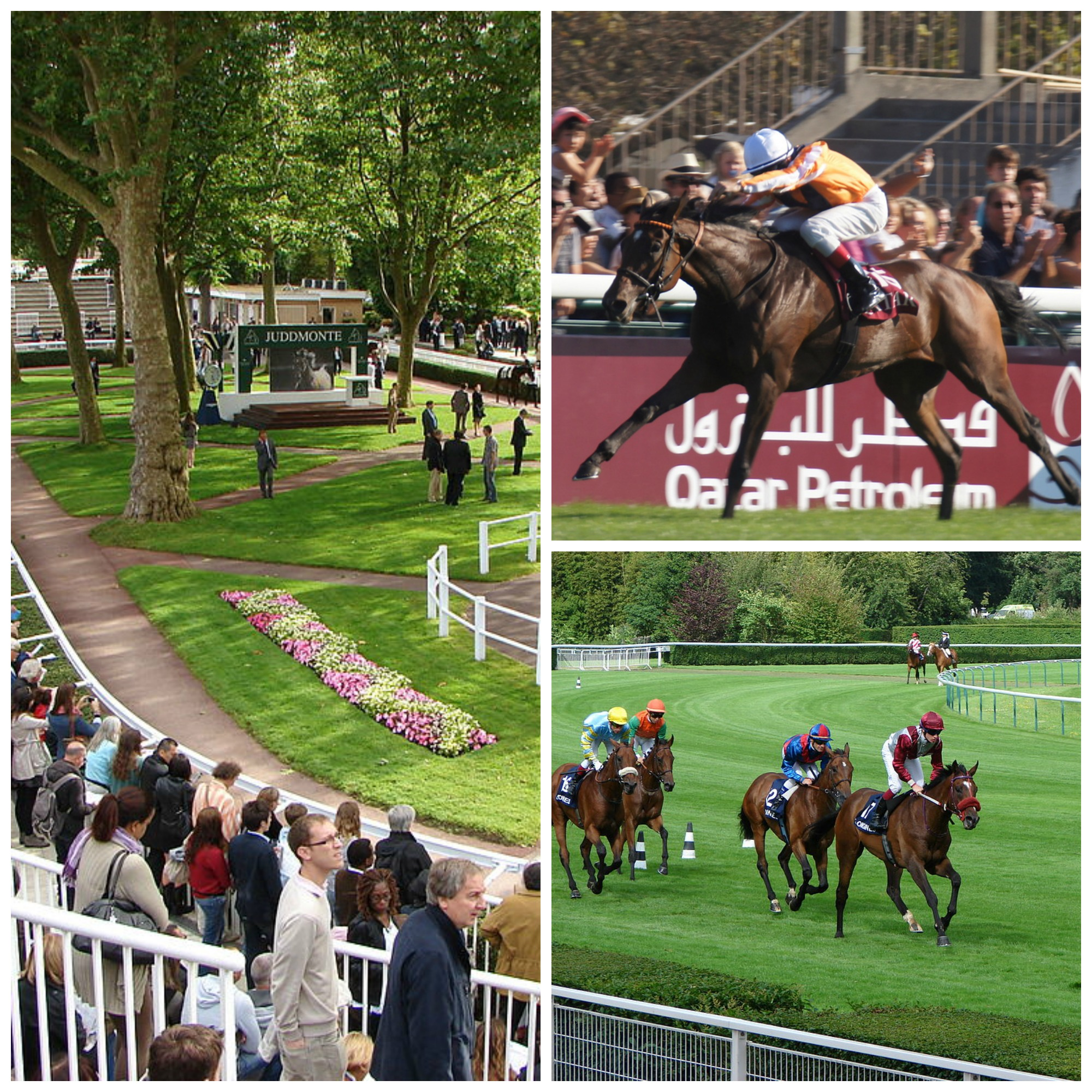 The History Of Longchamp Racecourse In 1 Minute
