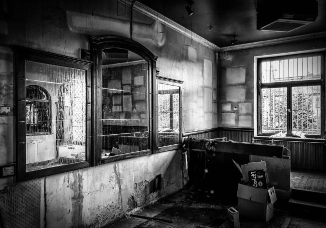 Barcelona Lost Room