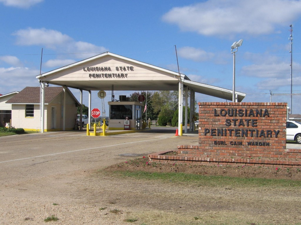 Louisiana State Penitentiary Entrance | © msppmoore/WikiCommons