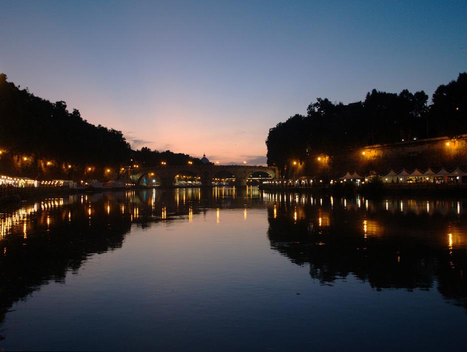Lungotevere | © Flickr Claudio Rauso