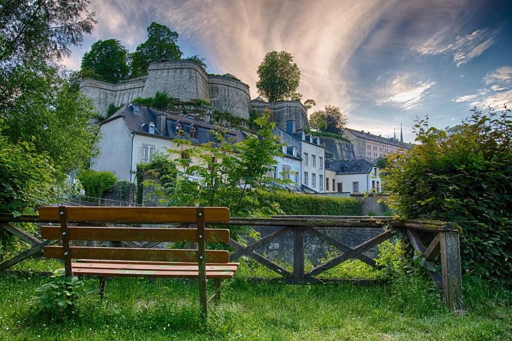 Luxembourg © Tristan Schmurr/Flickr
