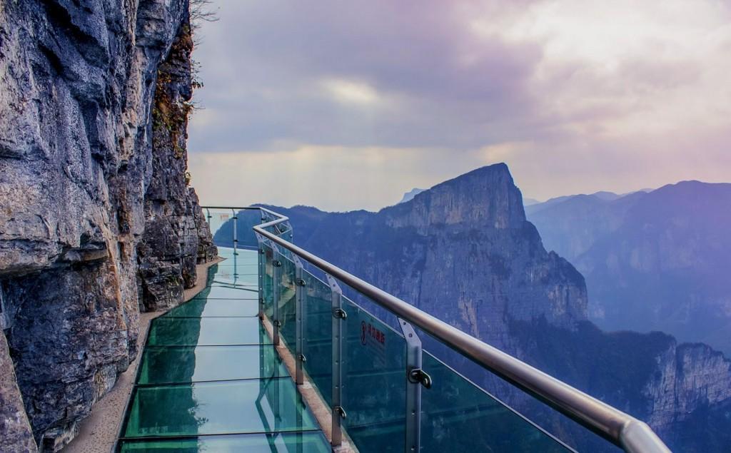 Tianmen Mountain Glass WalkWay ©Youtube.com