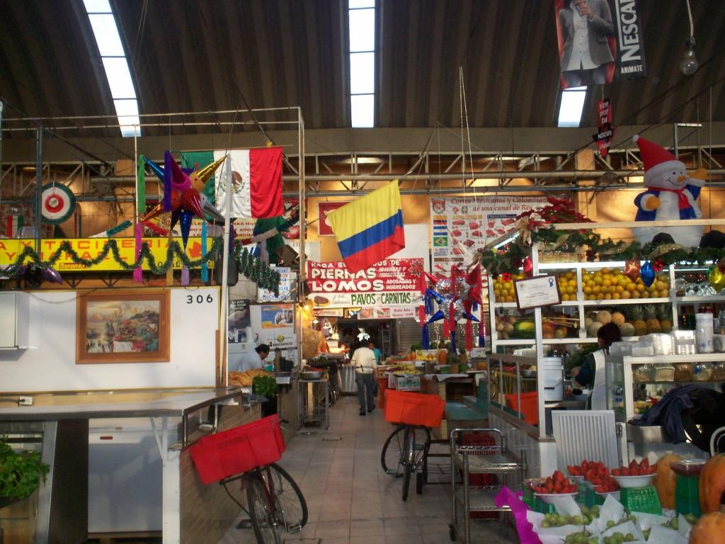 Mercado Medellín | © Marrovi/WikiCommons