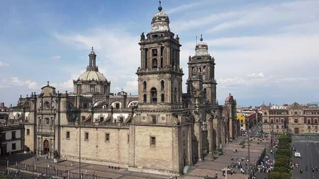 A tour of mexico city in 10 famous buildings catedral metropolitana sciox Gallery
