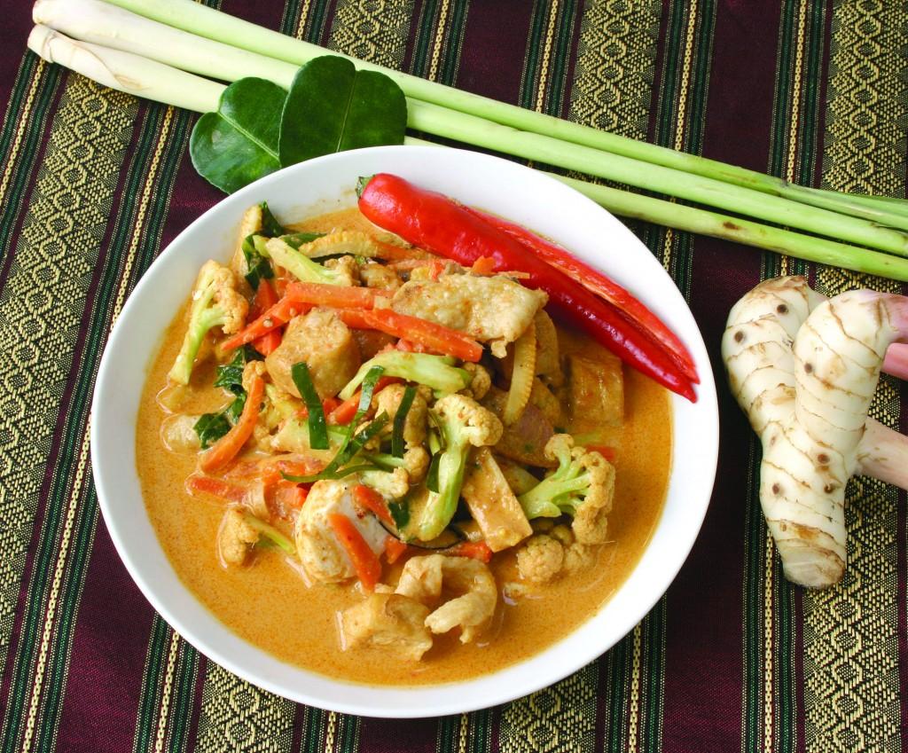Panang Curry at | © Courtesy of May Kaidee