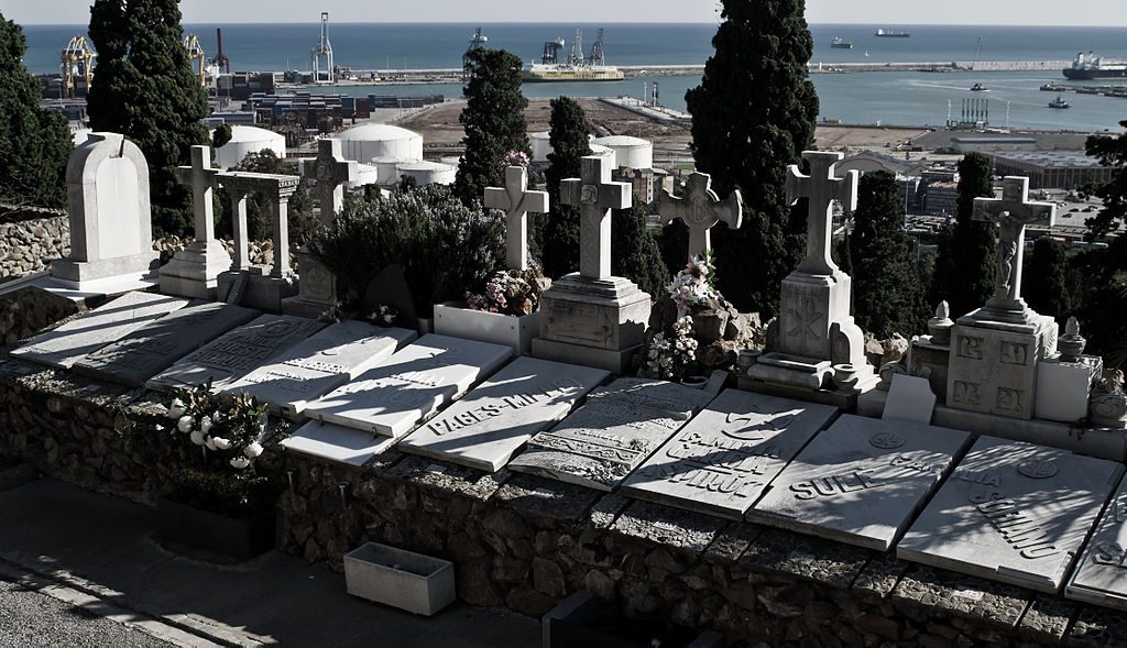 A Guide To Barcelona S Cemeteries
