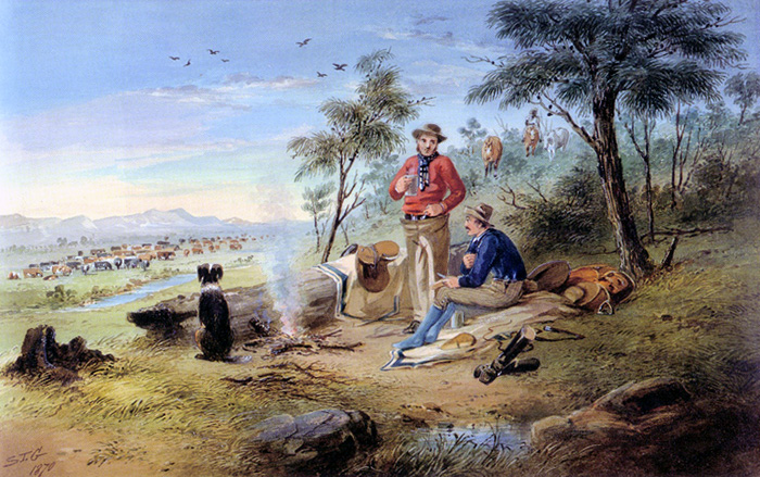 The History Of Waltzing Matilda