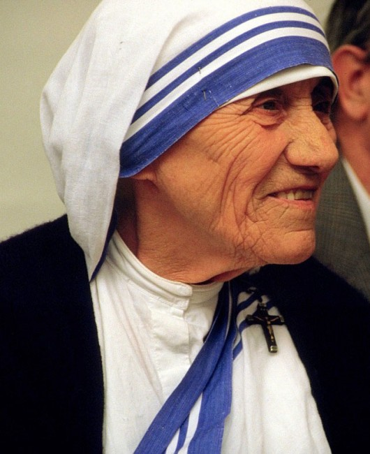 Mother Teresa | © Túrelio/WikiCommons