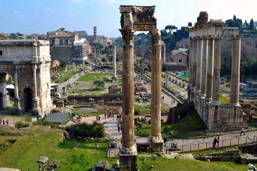 Roman Forum | © Livia Hengel