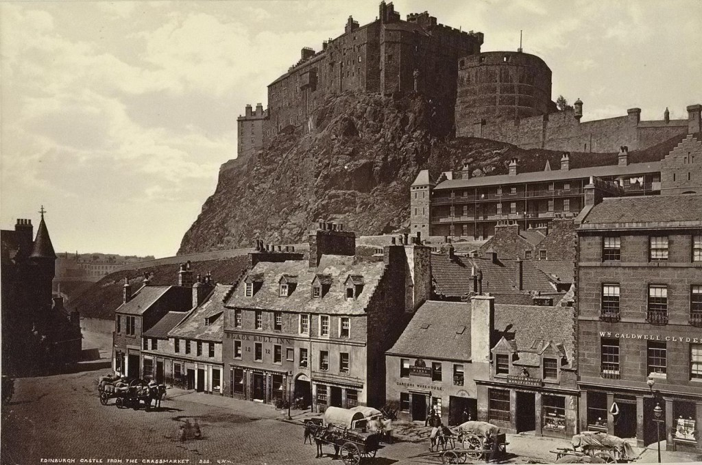 10 things you didn 39 t know about the grassmarket in edinburgh for Classic house edinburgh