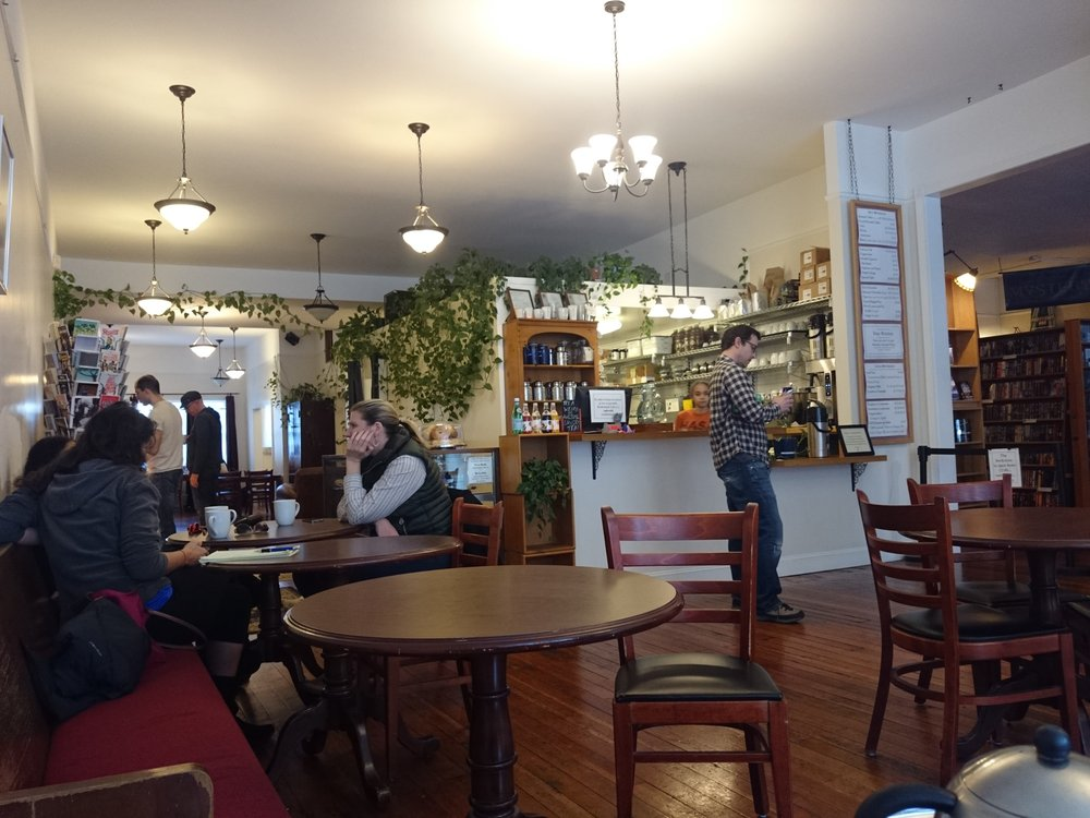 Borderlands Cafe | Courtesy of Maggie J./Yelp