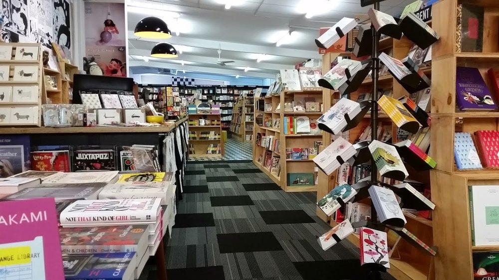 Books | © Diabolik Books & Records / Yelp