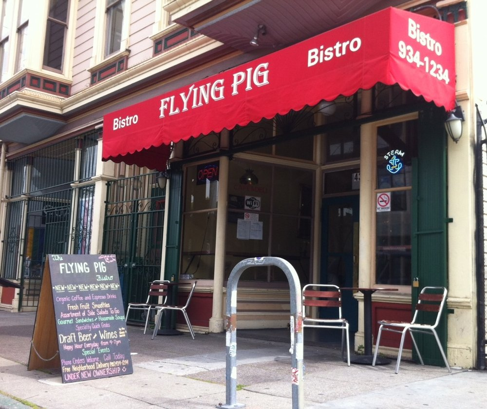 Flying Pig Bistro | Courtesy of Maria S./ Yelp