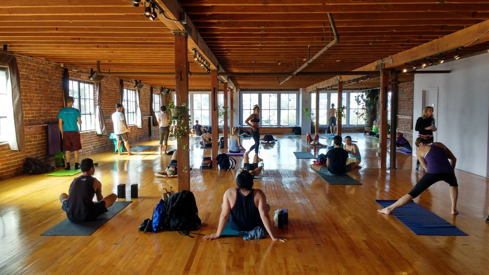Yoga to the people everything you need to know for 38th street salon
