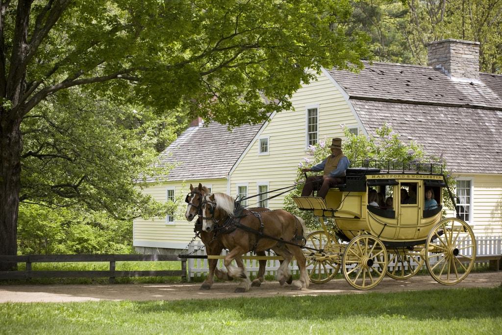Old Sturbridge Village, MA | © Massachusetts Office of Travel & Tourism / Flickr