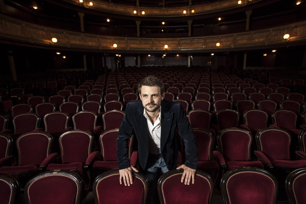 It will be La Monnaie's first time hosting director Olivier Fredj | © Sébastien Leban, courtesy of La Monnaie