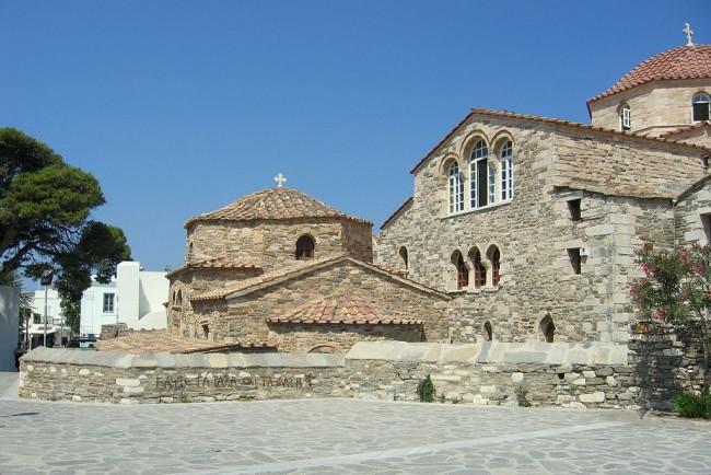 Monastery Panagia Ekatontapyliani | © Zde/WikiCommons