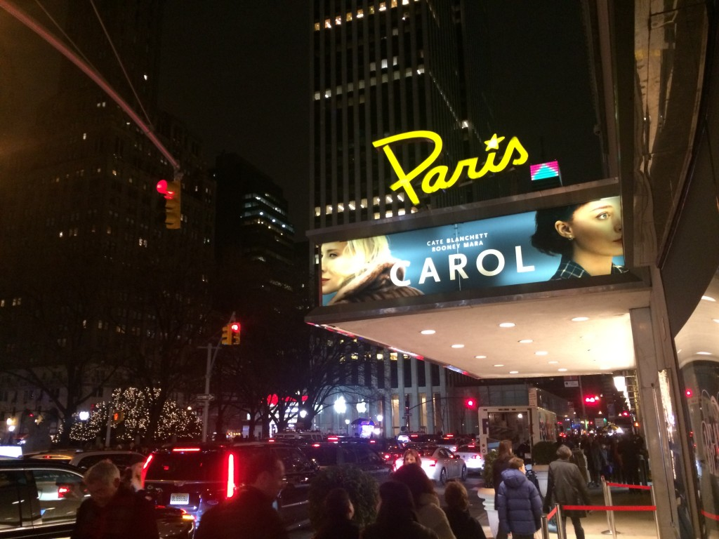 Photo courtesy of The Paris Theater