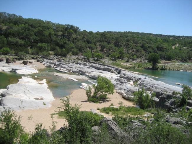 Pedernales Falls https://www.flickr.com/photos/hayesandjenn/2509897146