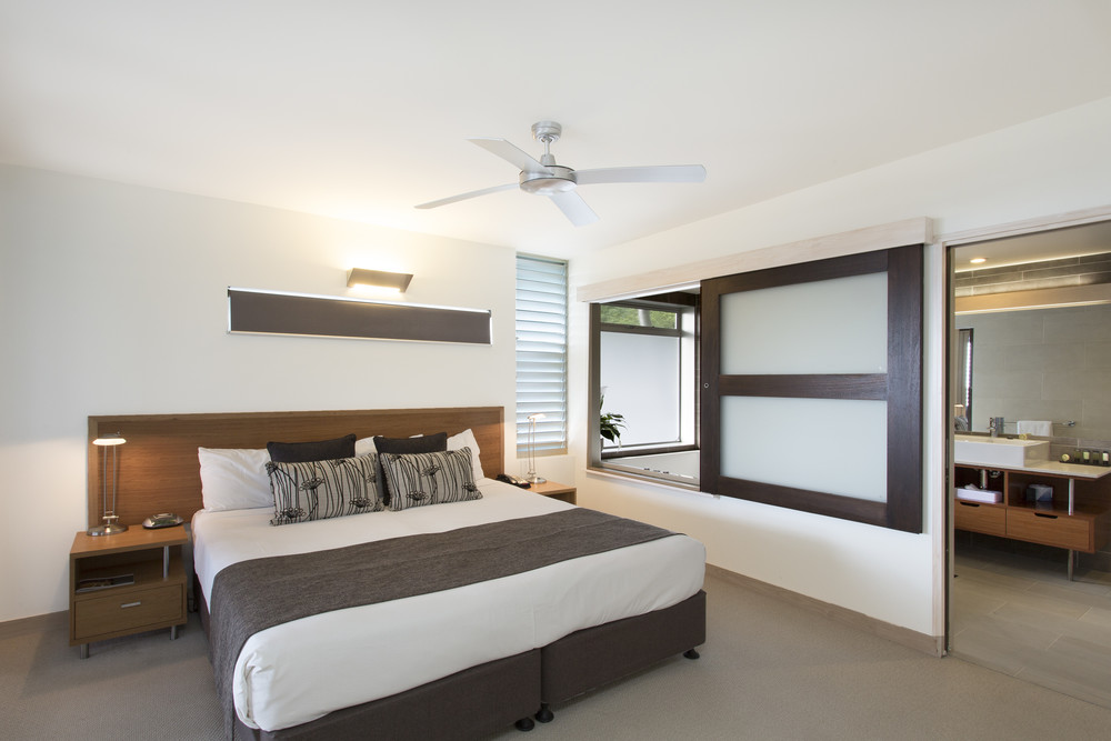 Bedroom | Courtesy of Peppers Noosa Resort & Villas