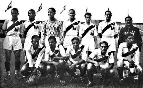Peru's football team at the 1936 Olympics | © MarshalN20 (talk | contribs)/WikiCommons