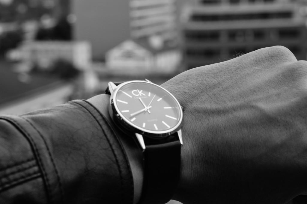 Calvin Klein watch | ©Radovan Mrkus/Pexels