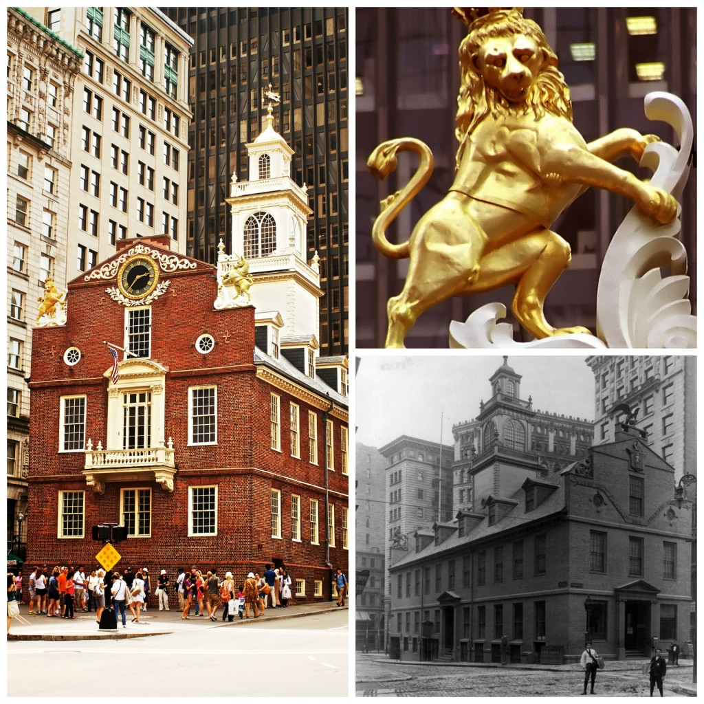 The Old State House, Today and in 1903 | ©VirtualWolf/Flickr | ©David Ohmer/Flickr | ©Library of Congress babybluebbw/Fli © Esin Üstün/ ©Jorge Láscar
