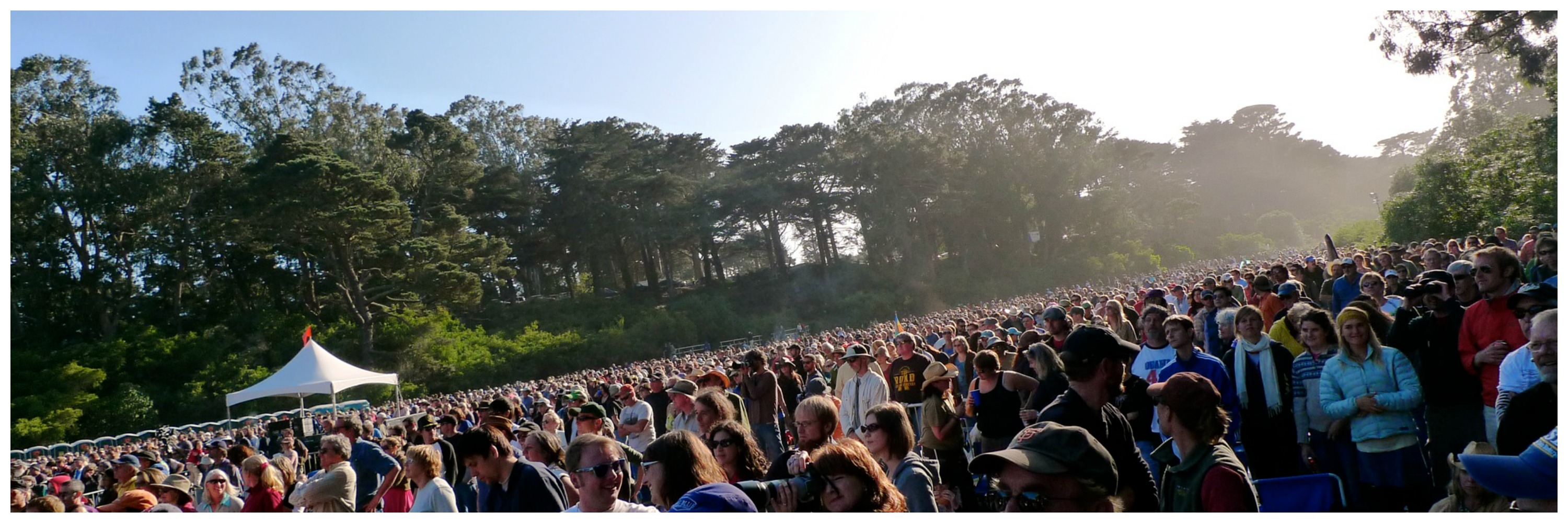 Hardly Strictly Bluegrass | © Ann Larie Valentine/Flickr