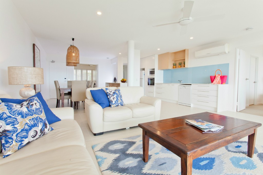 Premium apartment | Courtesy of Noosa Crest