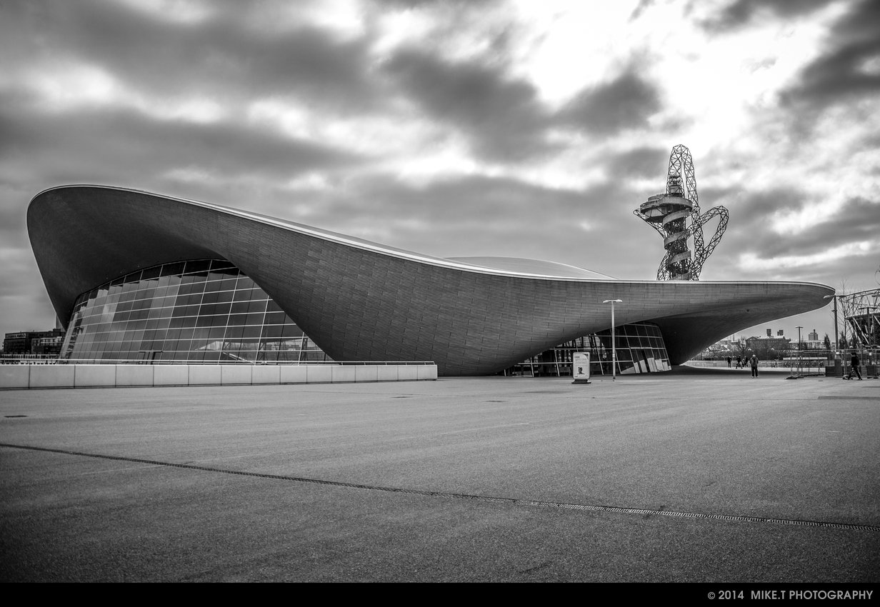 The Aquatic Centre|©PROMike T/Flickr