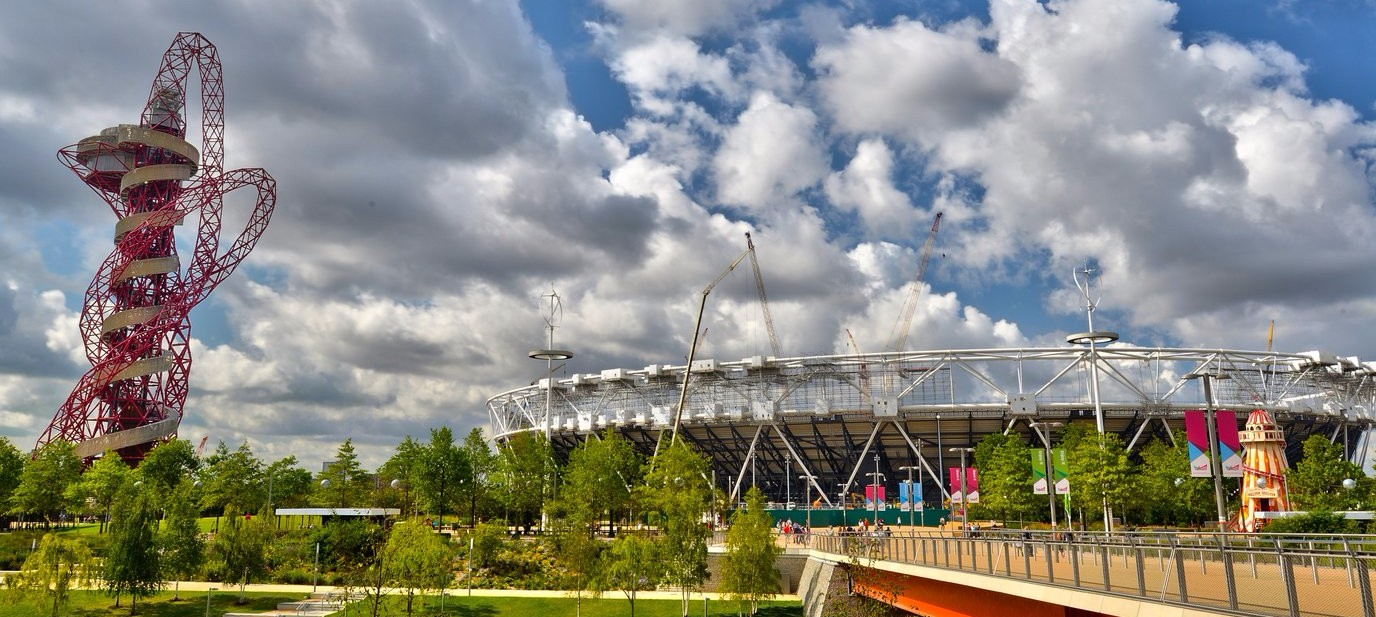 7 things to do in the queen elizabeth olympic park - Queen elizabeth olympic park swimming pool ...