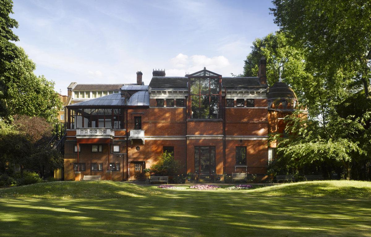 The Leighton House gardens|Will Pryce/Leighton House