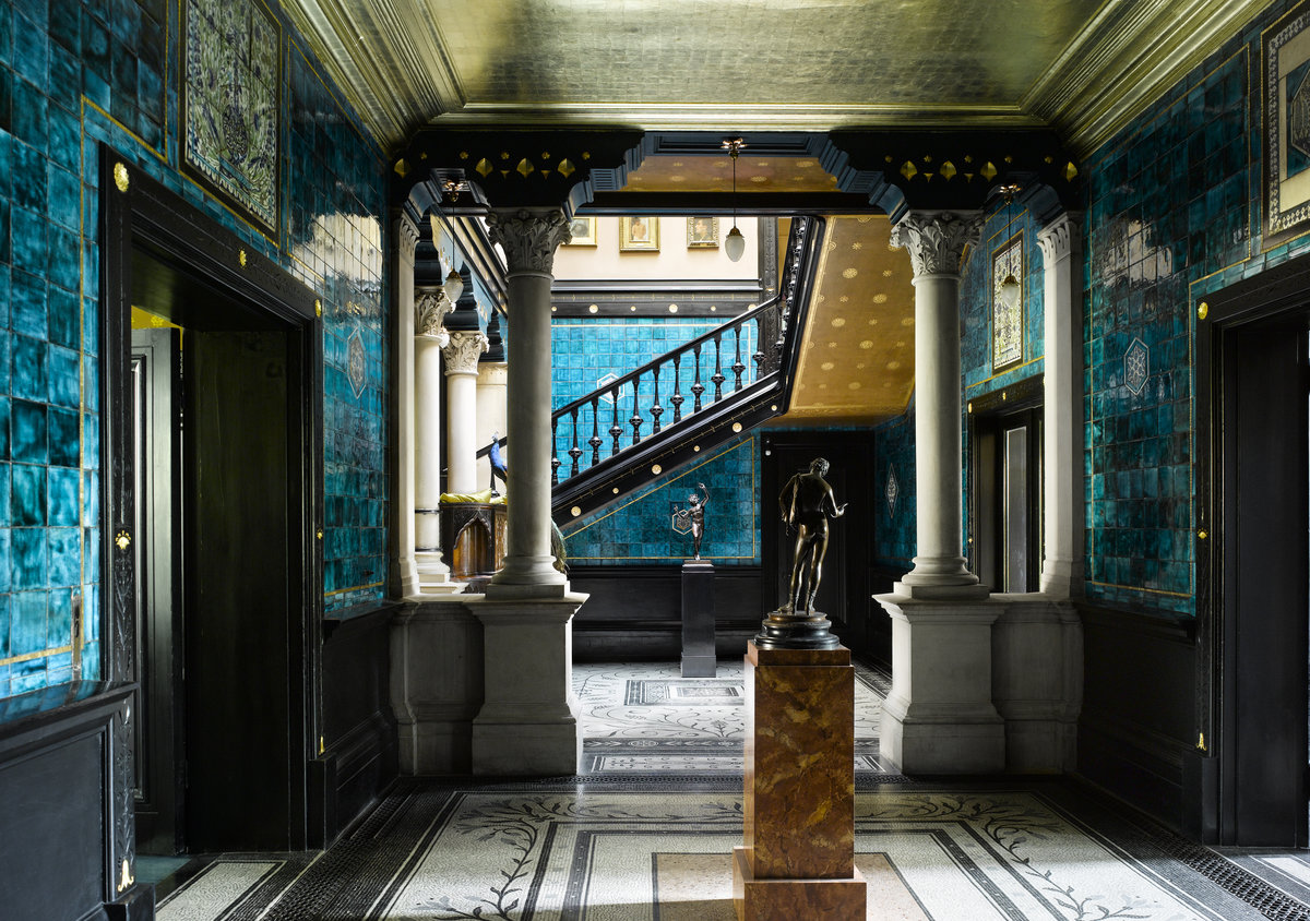 The Narcissus Hall|©Will Pryce/Leighton House