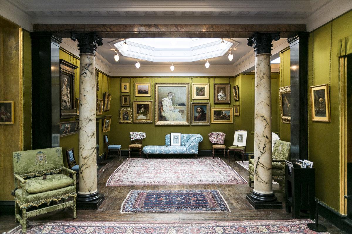 The Silk Room|©Kevin Moran/Leighton House